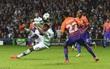 Man City bị cầm hòa trong trận đấu có 6 bàn thắng