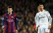 Ronaldo nghĩ gì về Messi?