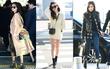 Seohyun, Yuri (SNSD) và Jessica Jung cùng đọ thần thái tại sân bay