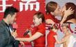 Tiểu S ngang nhiên sờ soạng body Huỳnh Hiểu Minh, cưỡng hôn phản cảm khách mời nữ tại sự kiện