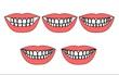 Đếm số lượng răng để biết mình có vận mệnh giàu sang không?