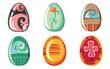 Chọn 1 quả trứng để biết những bí mật không tưởng của bản thân
