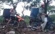 Hà Nội: Xác minh người đàn ông đi xe máy chở cá chết từ hồ Linh Đàm đi đâu