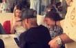 Neymar bị phát hiện đi ăn trưa với bạn gái cũ