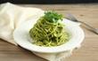 Mỳ Ý sốt lạc rang - không cần tí thịt nào vẫn ngon như thường!