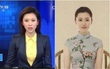 Xinh như Lưu Diệc Phi, nữ MC khiến nhiều người sẵn sàng thức đến 3 giờ sáng để xem thời sự