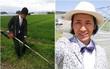 Anh nông dân bảnh bao nhất quả đất: Lúc nào cũng mặc suit đi làm đồng!