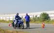 Chạy thử xe tay ga thể thao mới nhất Yamaha NVX 155 ngay tại nhà máy