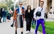 """Street style tại Paris Fashion Week - """"Cuộc chiến"""" đường phố của những thủ lĩnh thời trang"""