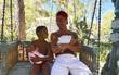 Ronaldo muốn có 7 đứa con để chiều lòng cậu cả Cristiano Junior