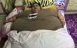 Sau tất cả, cô gái to bằng cái giường mét rưỡi đã giảm thần tốc được 6 kg mỗi ngày