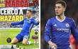 Real Madrid đàm phán với người đại diện của Hazard