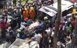Đà Nẵng: Lắp biển quảng cáo bất cẩn, 3 thanh niên bị điện giật bỏng nặng