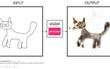 """Chỉ cần vài nét vẽ nguệch ngoạc, công cụ này sẽ cho ra """"những con mèo quái vật"""""""
