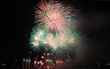 Chùm ảnh: Hai đội Thụy Sỹ và Nhật Bản tranh tài đẹp mắt tại Lễ hội pháo hoa quốc tế Đà Nẵng