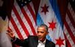 Cựu Tổng thống Barack Obama phát biểu lần đầu tiên trước công chúng sau khi rời Nhà Trắng