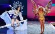 Trước Ming Xi, cũng từng có người mẫu suýt ngã hay tuột giày trong show diễn Victoria's Secret