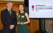 Du học sinh Việt Nam nhận giải thưởng từ Thủ tướng New Zealand