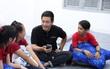 MC Phan Anh cùng dự án Samsung Connect chắp cánh ước mơ cho trẻ em Bến Tre