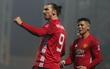 Pogba kiến tạo cho Ibra ghi bàn, Man Utd vào tứ kết Cúp FA