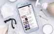 Gam màu Pastel, sự nhẹ nhàng trong thiết kế từ sàn catwalk tới điện thoại thông minh