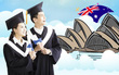"""Các bước giúp bạn không bị """"lạc trôi"""" trong ngày hội tuyển sinh Đại học và Sau đại học tại Úc"""