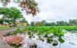 Khám phá ngôi trường Đại học hữu tình bật nhất Việt Nam