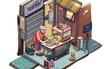 """""""Sài Gòn 3 mét vuông"""" biến hình thành game online cực đáng yêu"""