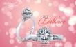 Chọn nhẫn kim cương DOJI cho màn cầu hôn hoàn hảo