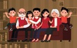 Gia đình - Nơi yêu thương cất tiếng