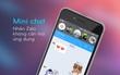 Zalo thêm tính năng Mini chat - Trả lời tin nhắn ngay khi đang xem video