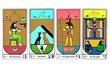 Chọn một lá bài tarot Ai Cập để dự đoán xem điều gì sẽ xảy ra trong tương lai