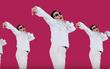 """PSY ẵm cúp với chiến thuật truyền thống của nhà YG: """"Kẹp bánh mì"""" đối thủ"""