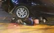 Hà Nội: Ô tô mất lái gây tai nạn liên hoàn, 1 học sinh đi xe đạp điện bị gãy chân