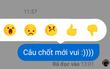 """Facebook vừa cho thả like và reaction trong Messenger, """"tám chuyện"""" với nhau giờ đã lắm"""