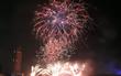 Những màn pháo hoa đẹp tuyệt đã rực sáng trên bầu trời Đà Nẵng tối 30/4