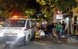 Xác định danh tính tài xế xe cứu thương húc văng cô gái trẻ 30m rồi bỏ chạy