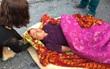 Lào Cai: Ô tô lao xuống vực bốc cháy dữ dội, 1 người văng ra ngoài thoát chết