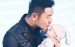 Huỳnh Hiểu Minh nói về quý tử: Càng lớn càng giống... con gái