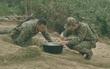 """Quốc Thiên nấu cơm nhão như """"cháo cho lợn"""" trong ngày cuối trong quân đội"""
