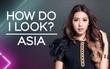 Á hậu Thúy Vân làm stylist khách mời cho show làm đẹp tầm cỡ châu Á