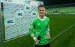 Thủ môn Việt kiều gây tiếng vang lớn ở giải đấu châu Âu
