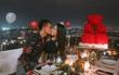 """Khắc Việt ngỏ lời cầu hôn nữ DJ xinh đẹp trong không gian lãng mạn, Vbiz vừa thêm một cặp đôi """"tình bể bình"""""""