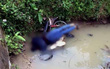 Nghệ An: Phát hiện người đàn ông tử vong dưới cống, thi thể đè lên chiếc xe máy