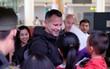 Giggs và Scholes cười rạng rỡ khi sang Việt Nam