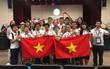 Việt Nam đoạt huy chương vàng đầu tiên tại Olympic Toán và Khoa học Quốc tế 2017