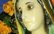 Khó lý giải chuyện bức tượng Đức Mẹ đổ lệ trước cầu nguyện của con chiên