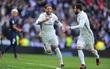 Ramos lập cú đúp, Real Madrid vô địch lượt đi