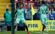 Ronaldo ghi bàn, Bồ Đào Nha lên nhất bảng ở Confed Cup 2017