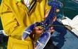 Trong 2 triệu con mới bắt gặp 1 con tôm màu xanh dương khác biệt